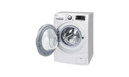 Medidas de Máquina de Lavar Roupas Prime Washer Branca LG 11 Kg