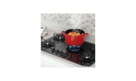 Conhecendo cooktop a gás Electrolux 5 bocas – GC70V