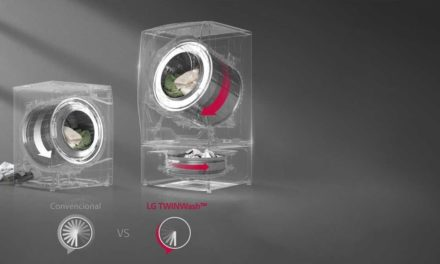 Medidas de Lava e Seca LG New Titan Aço Escovado – 17 Kg