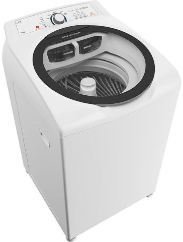Manual de Operações da lavadora de roupas Brastemp BWG12