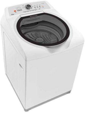 Manual de Operações da lavadora de roupas Brastemp BWH15