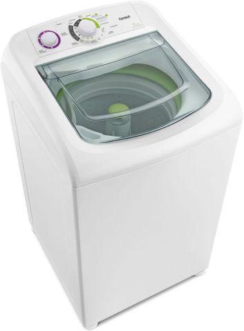 Manual de instruções da lavadora de roupas Consul CWC08