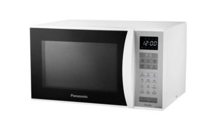 Manual de Instruções do Microondas Panasonic Piccolo 25 – NN-ST354