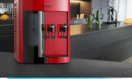 Medidas do Purificador de Água IBBL Vermelho Refrigerado Speciale FR600