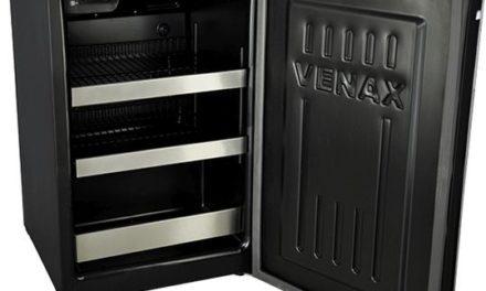 Dimensões da Cervejeira Venax Black 100