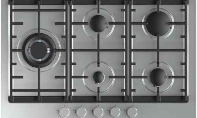 Medidas do Cooktop a Gás Gorenje Inox 5 bocas – GW761UX