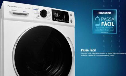 Medidas da Lava e Seca da marca Panasonic – Modelos