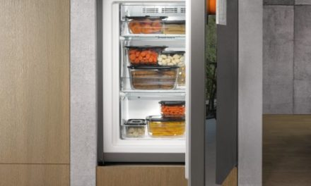 Medidas da Geladeira Gorenje Bottom Freezer 307L – NRK612ST