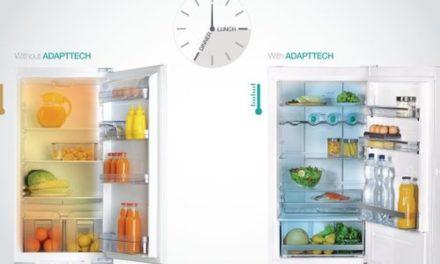 Medidas da Geladeira Gorenje Bottom Freezer 307L – NRK6192UX
