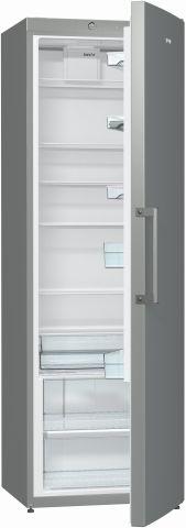 Dimensões da geladeira Gorenje 1 porta Cinza 368 litros
