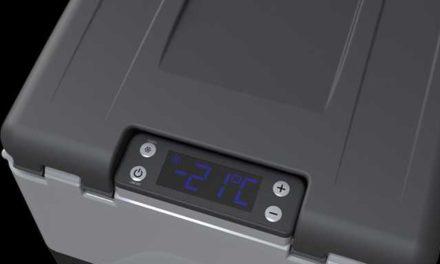Medidas da mini geladeira portátil veicular Resfriar 31L – RS31GPD