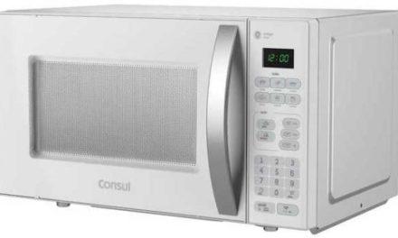 Como descongelar alimentos com microondas Consul 20L CMA20
