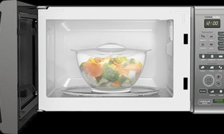 Como descongelar alimentos com microondas Consul 20L CMD20