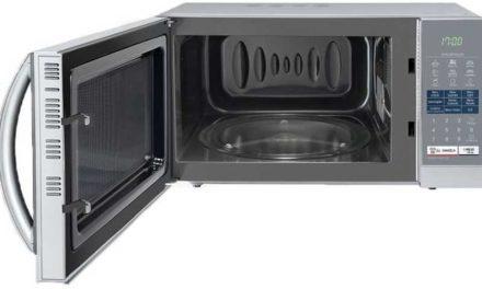 Como descongelar alimentos com microondas LG 30L – MH7057