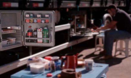 Medidas da Geladeira para caminhão Resfriar 67L – RES67GE