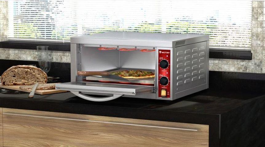 Dimensões do Forno de Pizza wictory