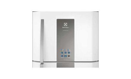 Manual de instruções da geladeira Electrolux 553L Duplex DF82