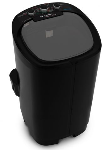 Medidas de Lavadora de roupas mueller family 10 kg preto - semiautomática