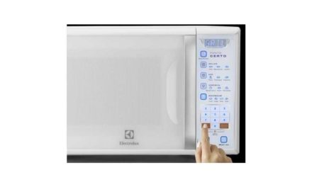 Como ajustar a potência do Microondas Electrolux 31 lts Grill Blue Touch MB41G