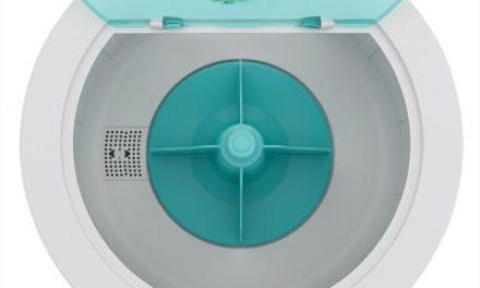 Medidas da Máquina de Lavar Roupas Mueller Plus 4,5Kg Branco