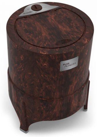Medidas de Lavadora de roupas mueller Plus 4,5 kg marrom - semiautomática