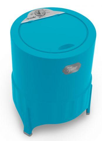 Medidas de Lavadora de roupas mueller Plus 4,5 kg azul- semiautomática