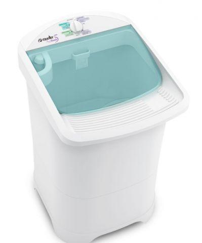 Medidas de Tanquinho de lavar roupas Mueller PopTank 5 Kg branco