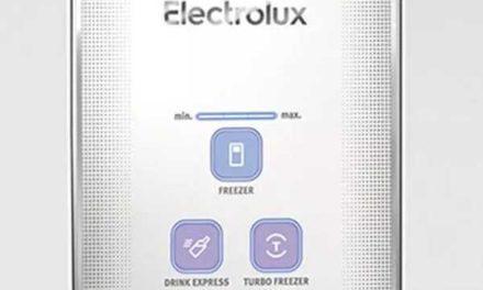 Como ajustar a temperatura da Geladeira Electrolux 433L – TF51