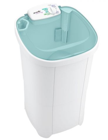 Medidas de Tanquinho de lavar roupas Mueller SuperPop 4 Kg Branco