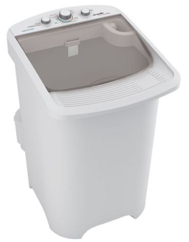 Medidas de Tanquinho de lavar roupas Mueller SuperTank 8 Kg Branco
