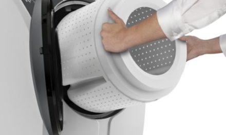 Medidas da Lava e Seca Mueller Vip 7 kg Painel Digital cor Branca