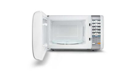 Medidas do Microondas Midea 30 litros Branco com Grill – MTAG4