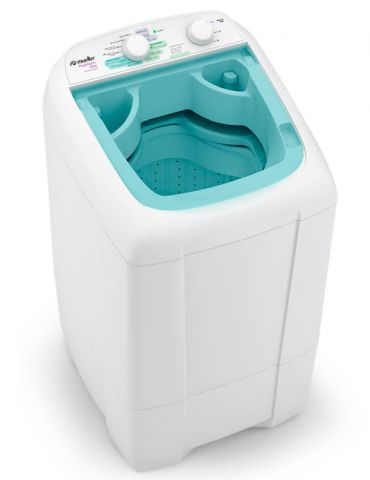 Medidas de Lavadora de roupas mueller PopMatic 6 kg