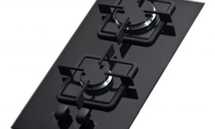 Medidas do Cooktop Built 2 Queimadores Preto
