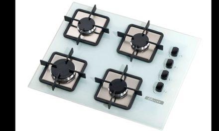 Medidas do Cooktop Built 4 Queimadores Vidro Branco