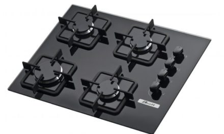 Medidas do Cooktop Built 4 Queimadores Preto