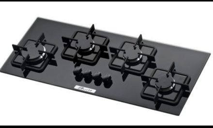 Medidas do Cooktop Built 4 Queimadores Slim Preto