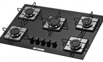 Medidas do Cooktop Built 5 Queimadores Soft Preto