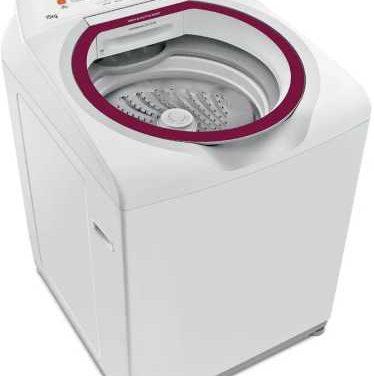 Manual da lavadora de roupas Brastemp 15 Kg – BWK15