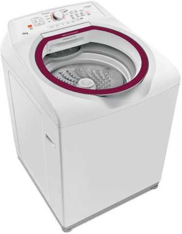 Manual de Operações da lavadora de roupas Brastemp BWK15