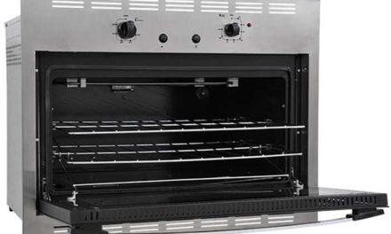 Medidas do Forno a Gás de Embutir Venax 90L Cristallo