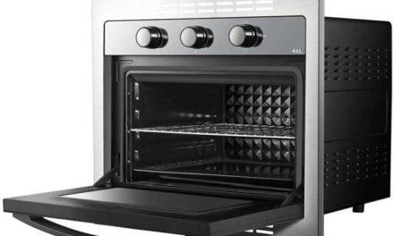 Como limpar o forno elétrico de embutir Philco 46 litros