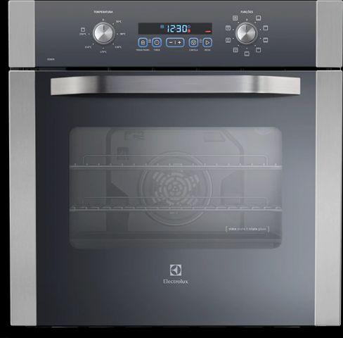 Manual de Instruções do forno elétrico Electrolux OE8DX