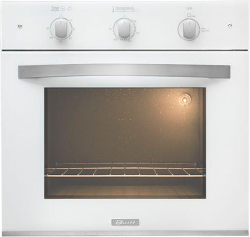 Medidas do forno elétrico de embutir Built 50 litros branco