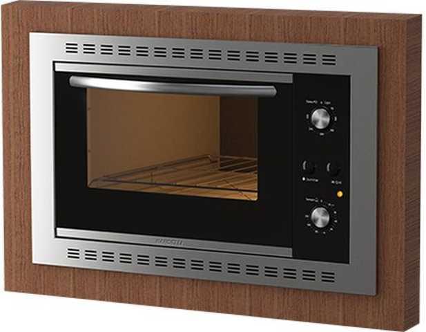 Como limpar o forno elétrico nardelli de embutir 45 litros N450