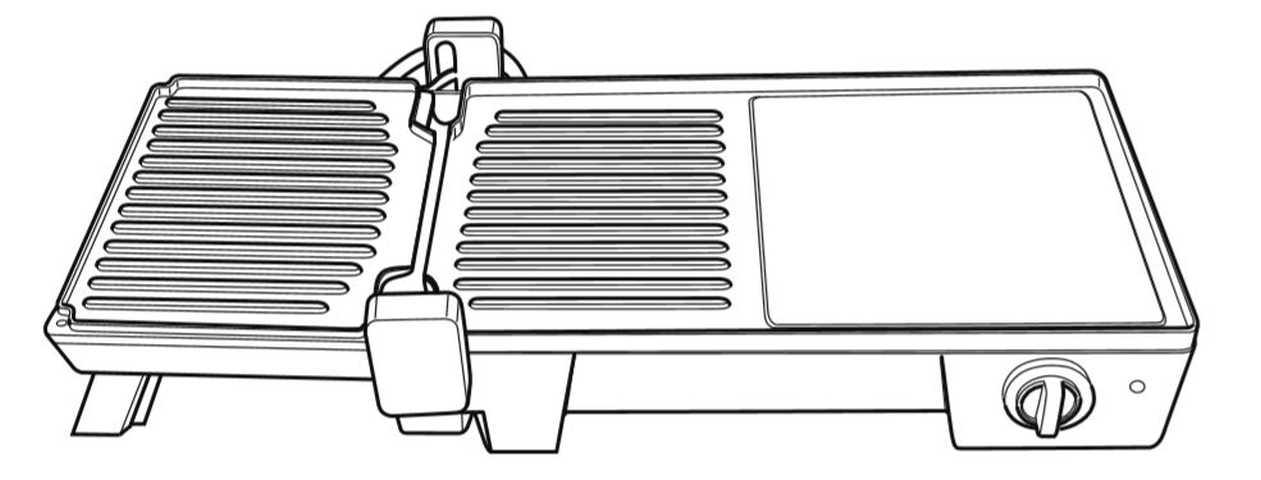 Conhecendo o grill elétrico Black+Decker 3 em 1 G2200 - configuração de uso - aaberta 180º