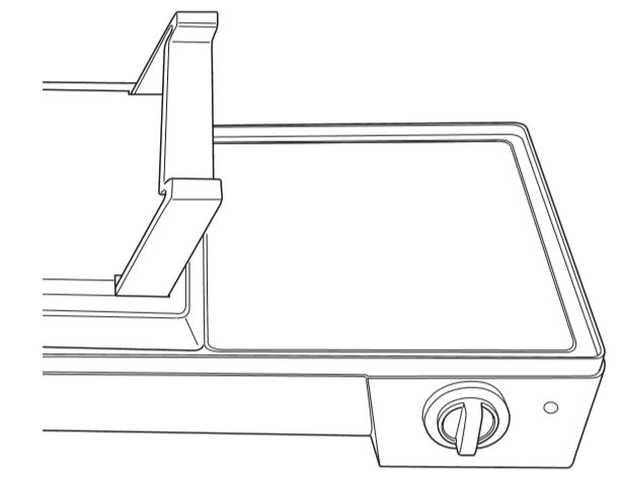 Conhecendo o grill elétrico Black+Decker 3 em 1 G2200 - configuração de uso - chapa lisa