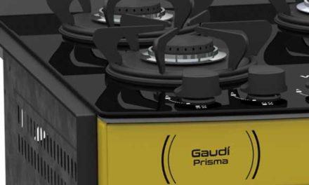 Medidas do Fogão de Embutir Venax Gaudí Prisma Vítreo 4Q Amarelo