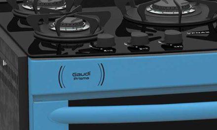 Medidas do Fogão de Embutir Venax Gaudí Prisma Vítreo 5Q Azul