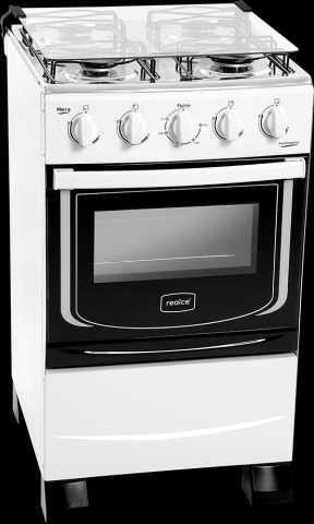 Medidas do fogão a gás Realce - Hera 4 bocas